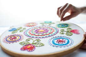 EMBROIDERY CLASSES-ART CARNIVAL-JAYANAGAR-4TH T BLOCK