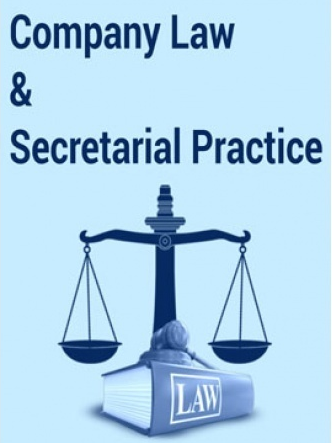 COMPANY LAW-SECRETARIAL SERVICES