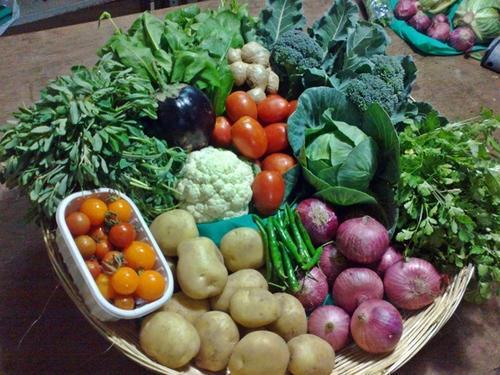 ORGANIC-FRESH-VEGETABLES-FRUITS-GRAMEENA ANGADI-STORES-SHOPS-JAYANAGAR-4TH T BLOCK-BANGALORE
